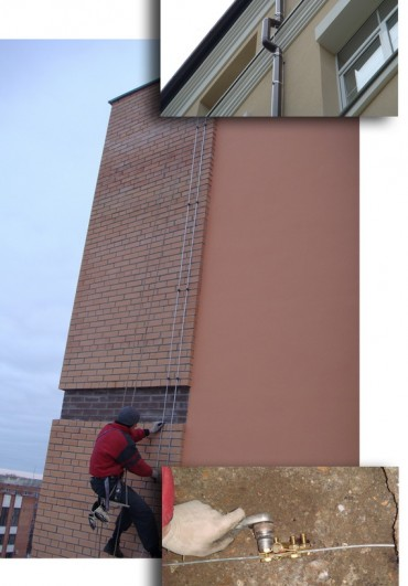 Installation of Lightning Protection